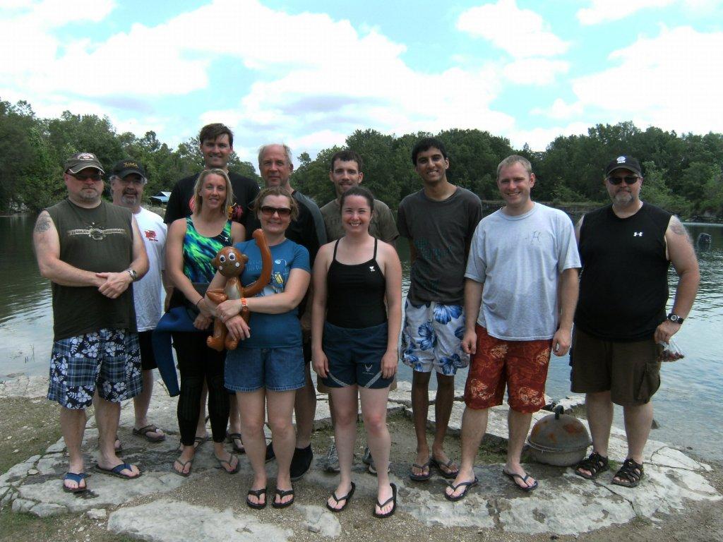 June Open Water Divers