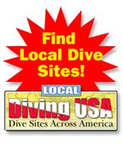 Diving USA Dive Sites